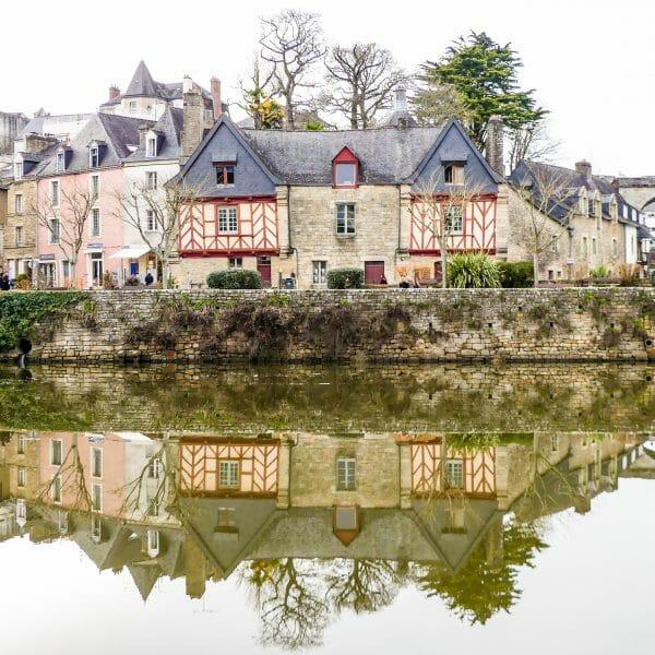 Reflets de Saint-Goustan