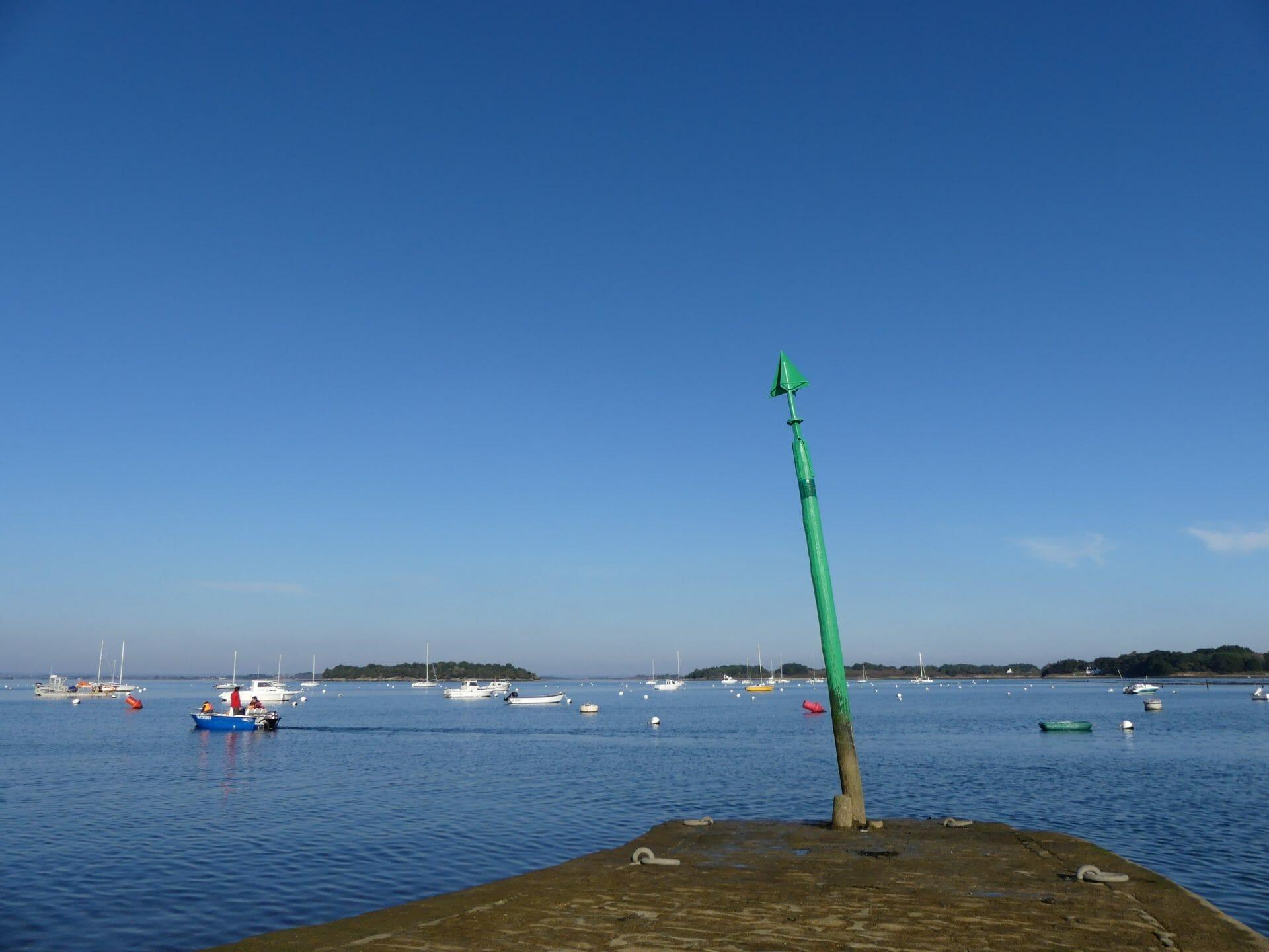Faire de la plongée dans le golfe du Morbihan