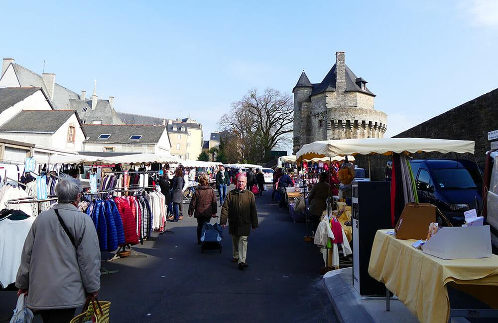 Les marchés du golfe du Morbihan