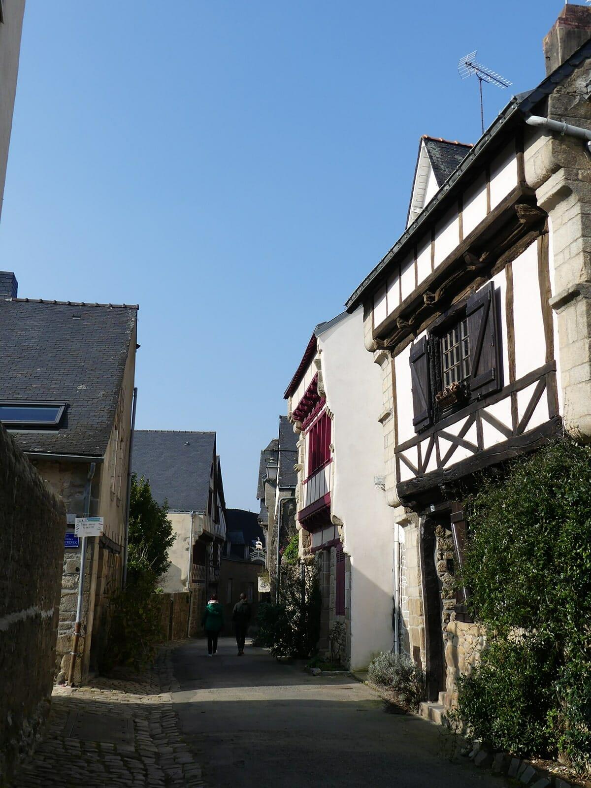 Rue d'Auray