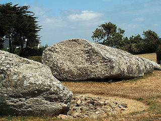 Grand menhir brisé d'Er Grah, Locmariaquer