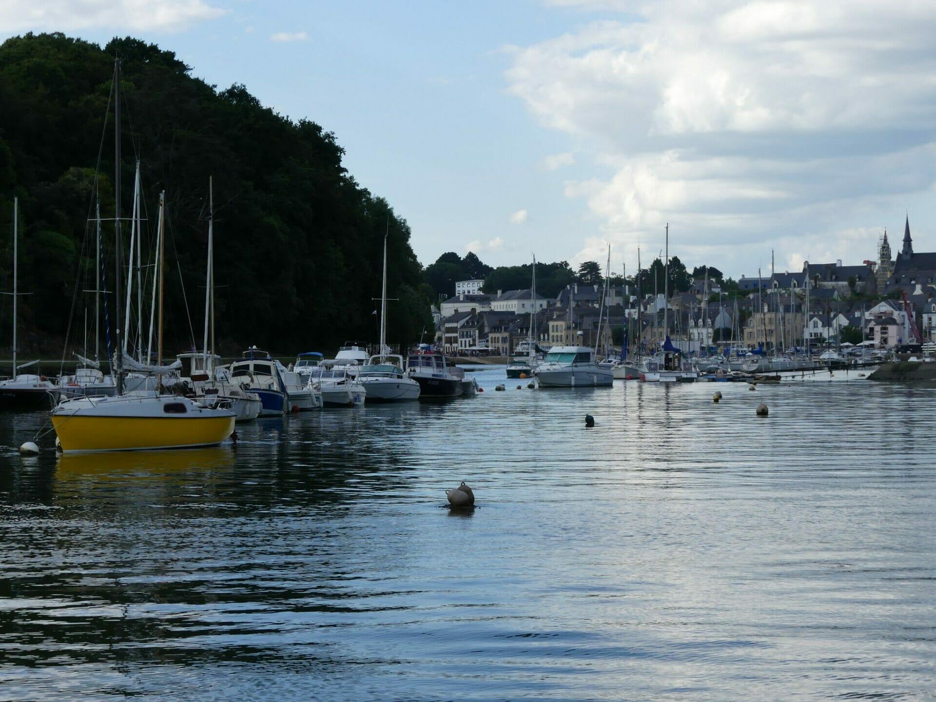 Ports et cales du golfe du Morbihan