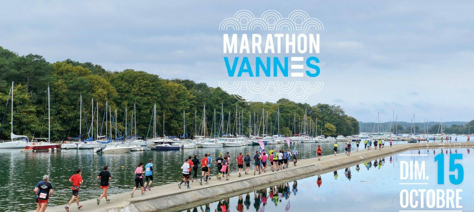 Marathon de Vannes, 17 octobre 2021