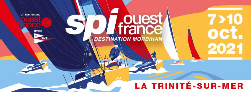 Spi Ouest France, 7 au 10 octobre 2021