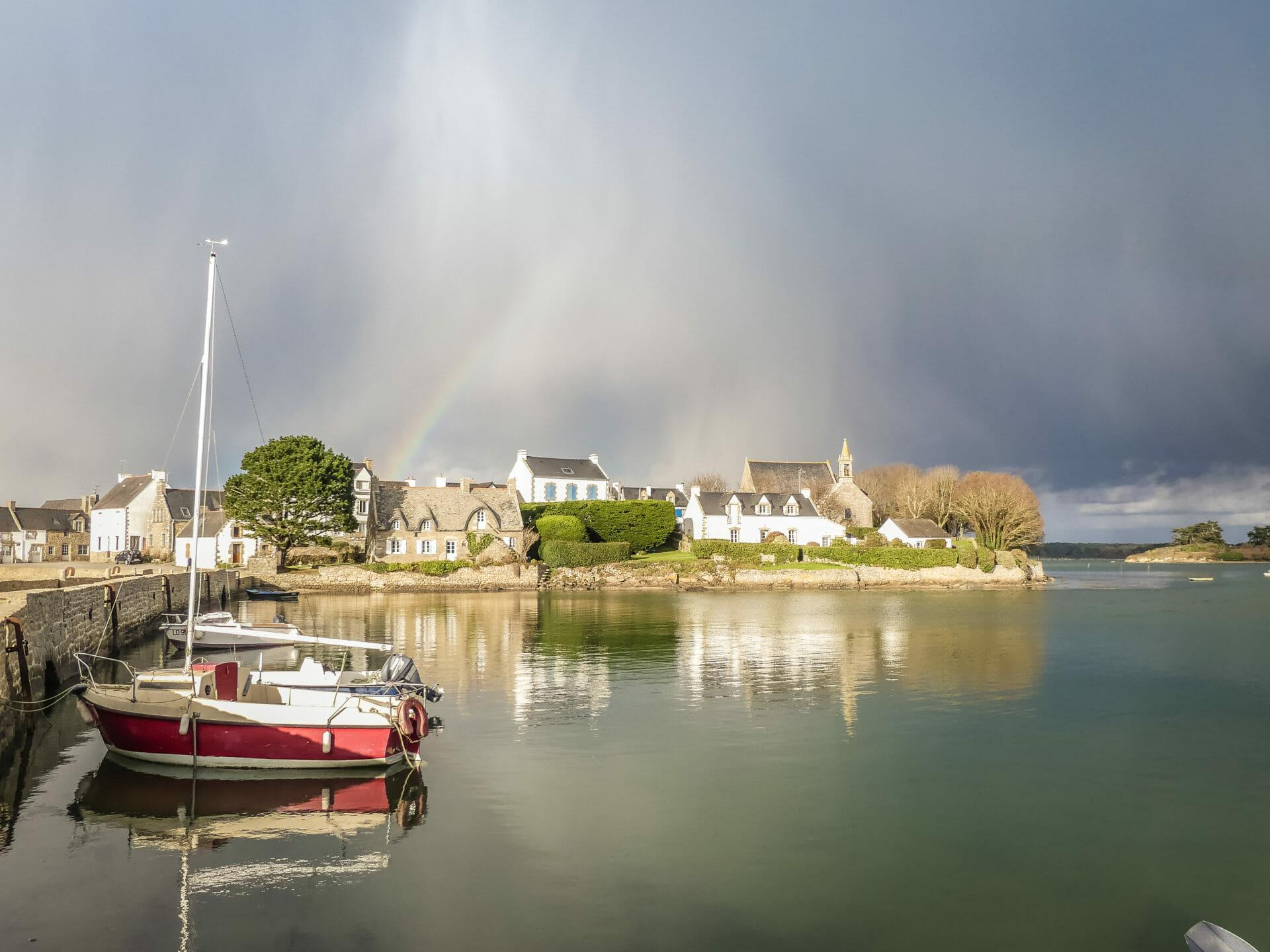 Découvrir la Ria d'Etel en Bretagne sud