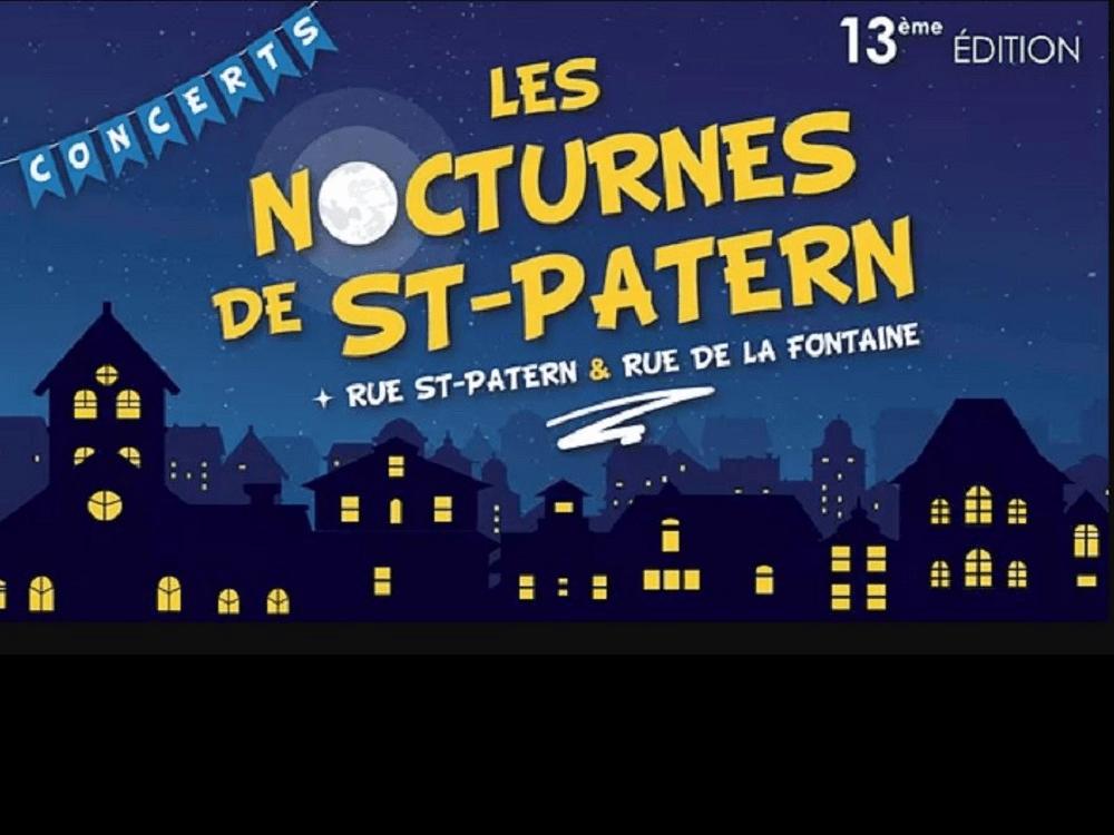 Les Nocturnes de St-Patern, juillet – août 2020