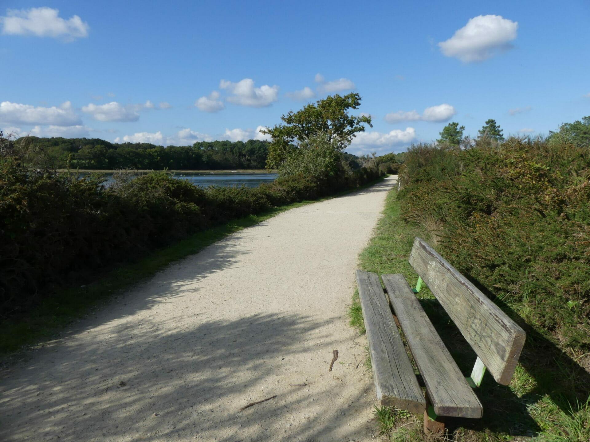Vélo et VTT dans le golfe du Morbihan