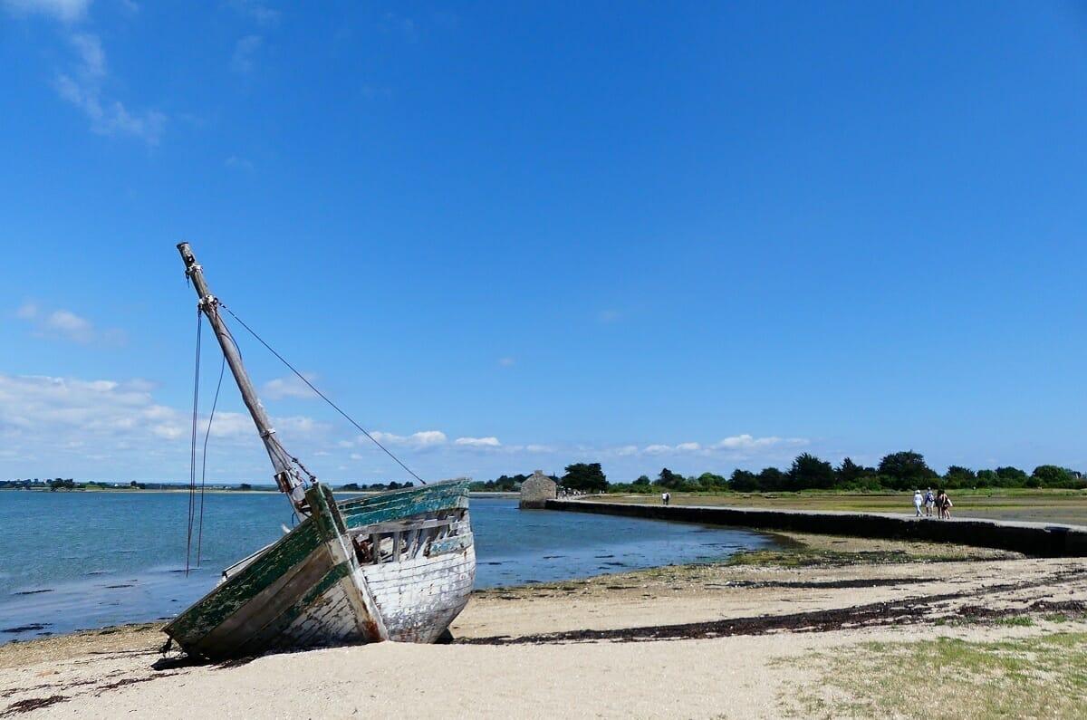 Le tour du Golfe du Morbihan à pied