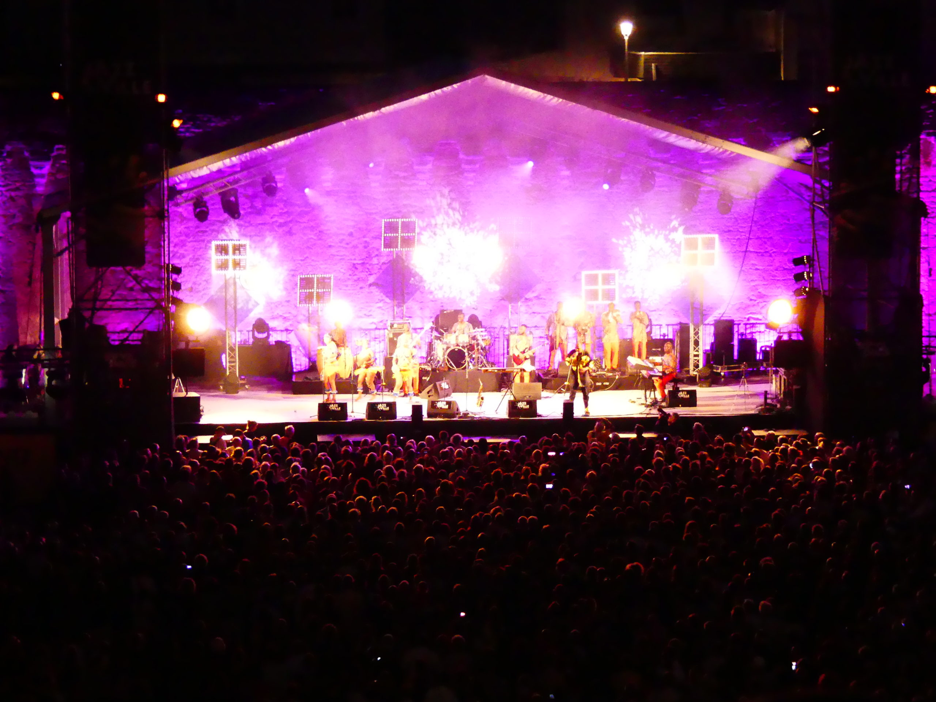 Festivals en Bretagne