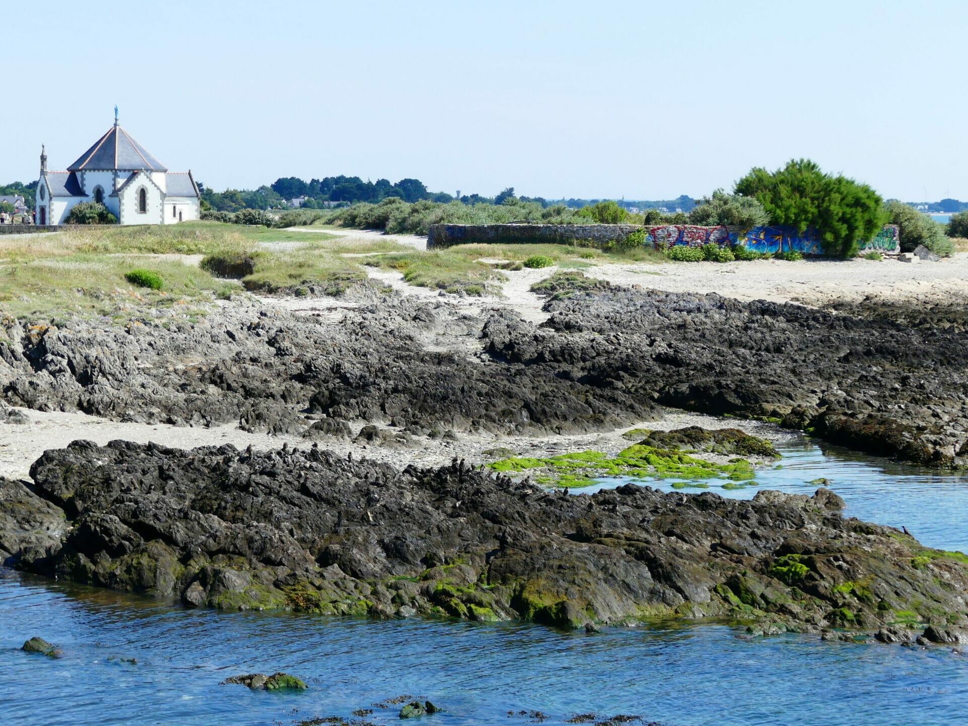 La Presqu'île de Rhuys entre histoire et légendes