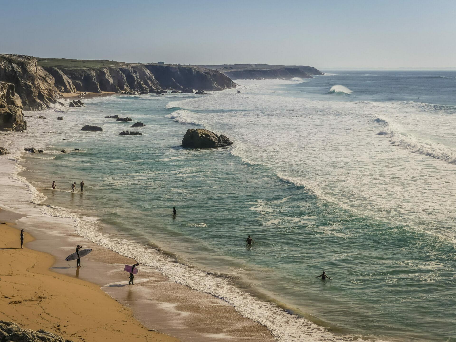 Top10 des plages en Bretagne