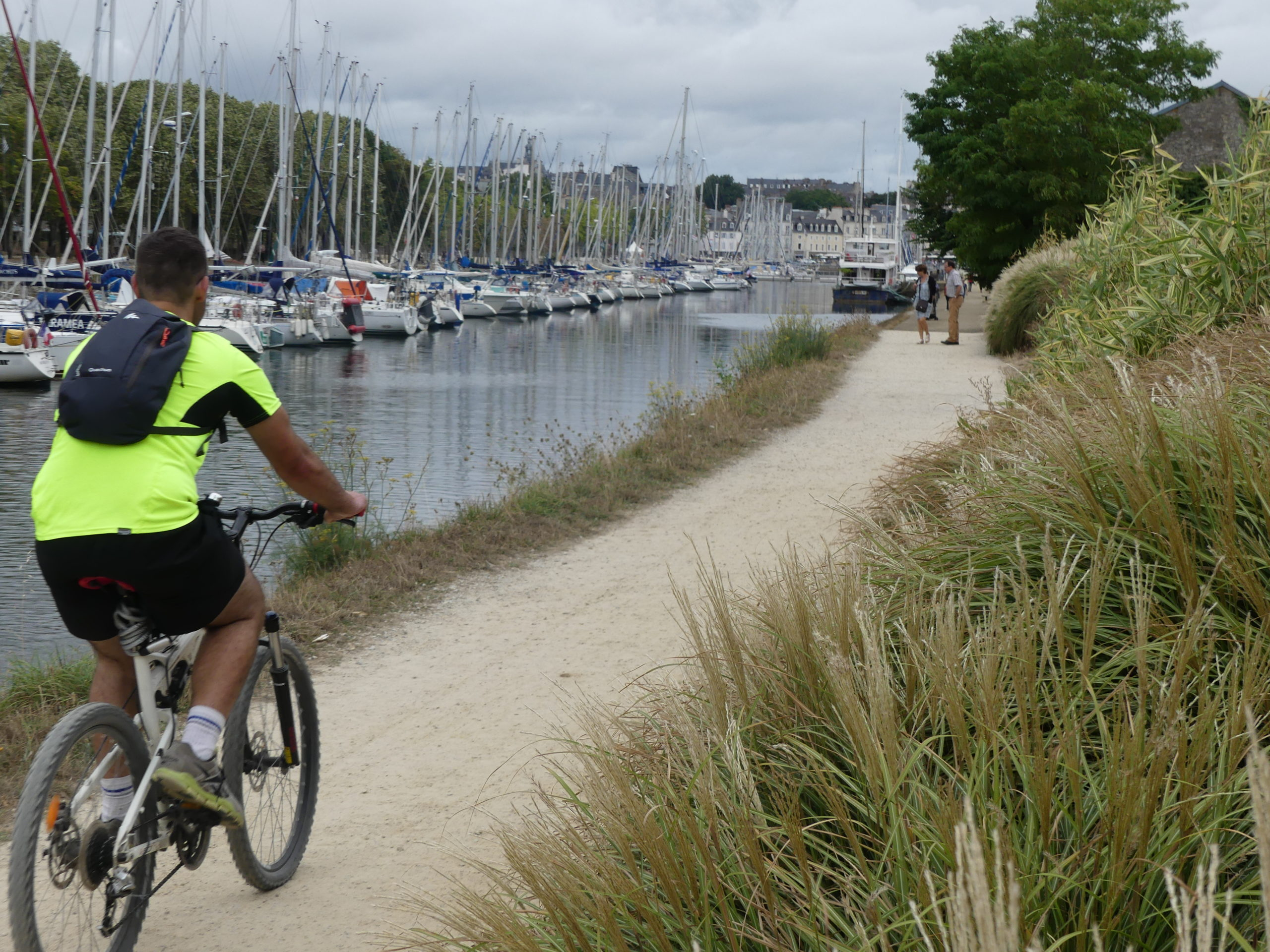 Balades en vélo ou VTT dans le golfe du Morbihan
