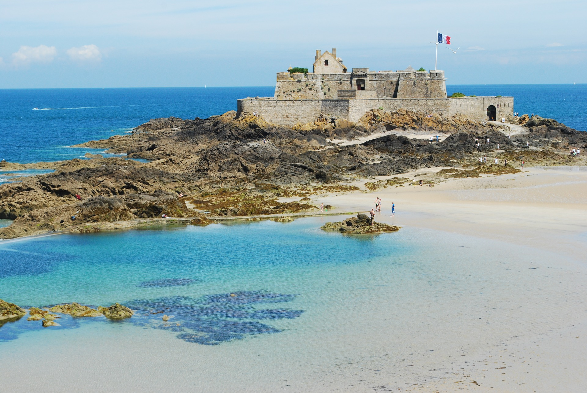 Saint-Malo, la cité des Corsaires