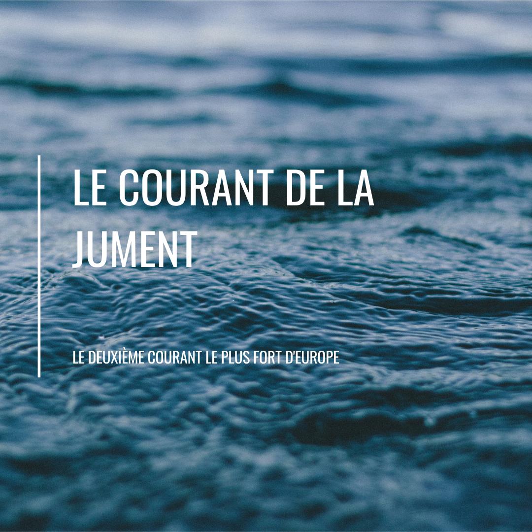 le courant de la jument, , Golfe du Morbihan