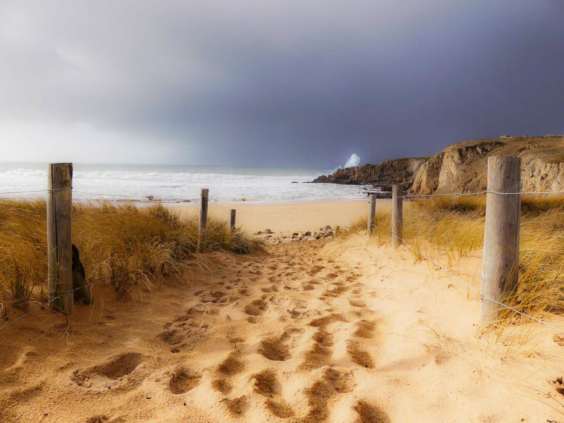 Découvrir la Presqu'île de Quiberon en Bretagne